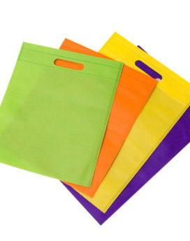 D-Cut, Non Woven Bag