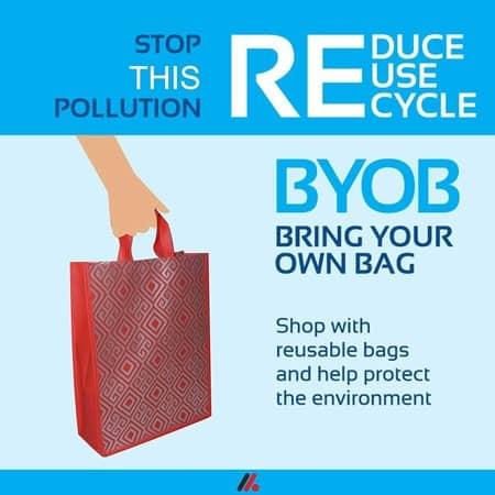 Say No to Plastic Bag