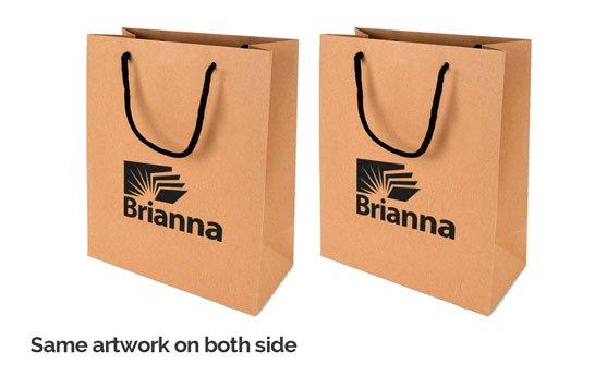 Brown Paper Bag Manufacturer In India