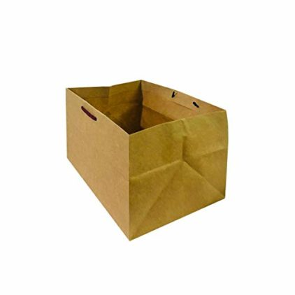 Order Brown Bakery Paper Bag With Rope Handle