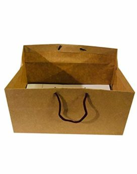 Buy awesome printed bakery paper bag from Packaging Depot