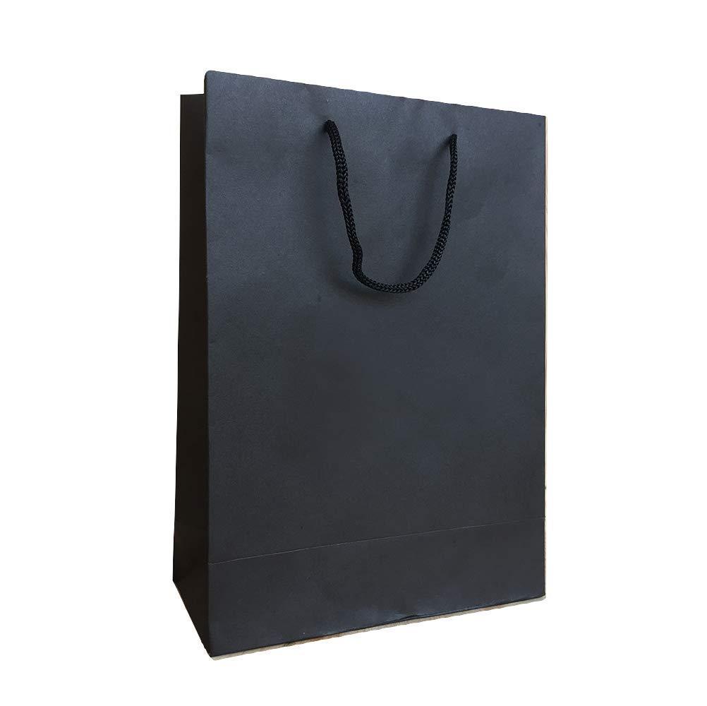 Black Kraft Paper Bag At Wholesale Price In India