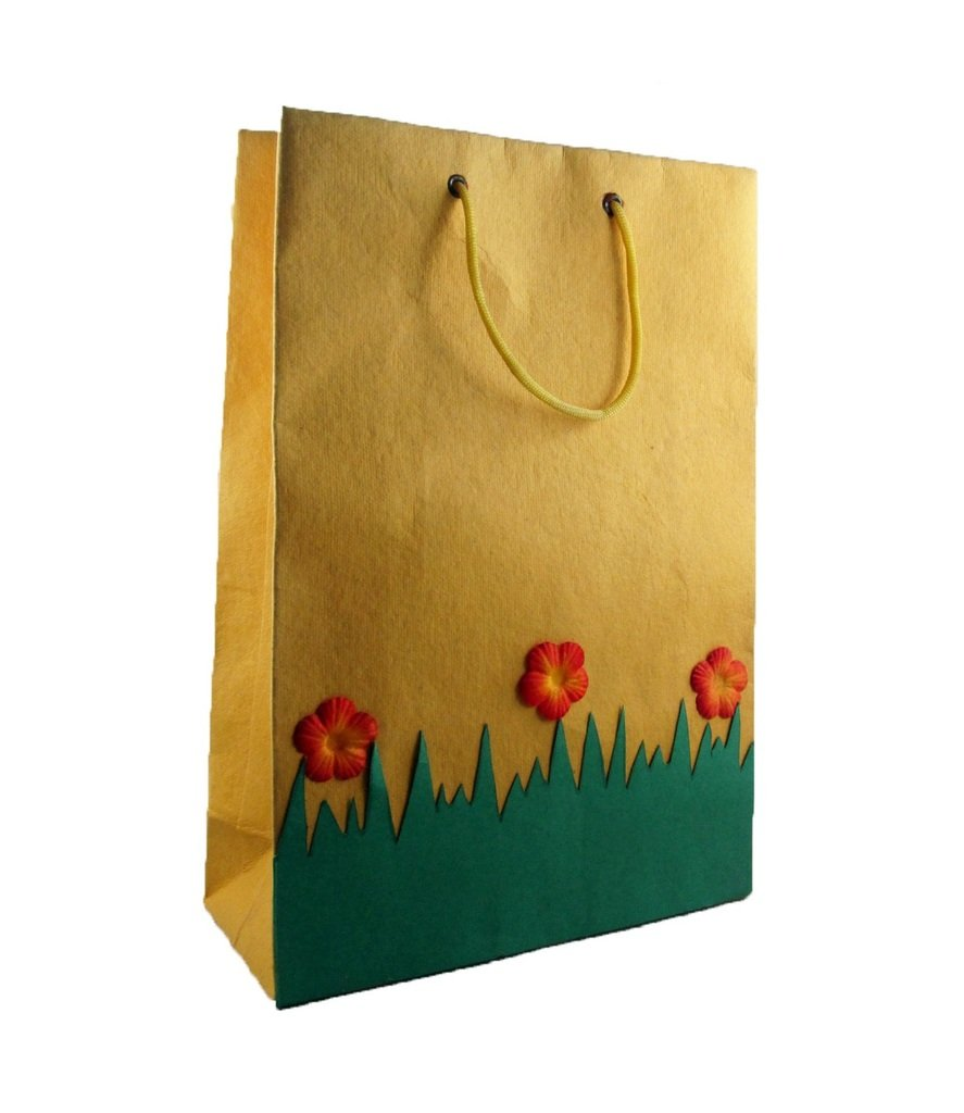You can use these handmade paper bags to carry jewelry, watches, clothes, watches and much more