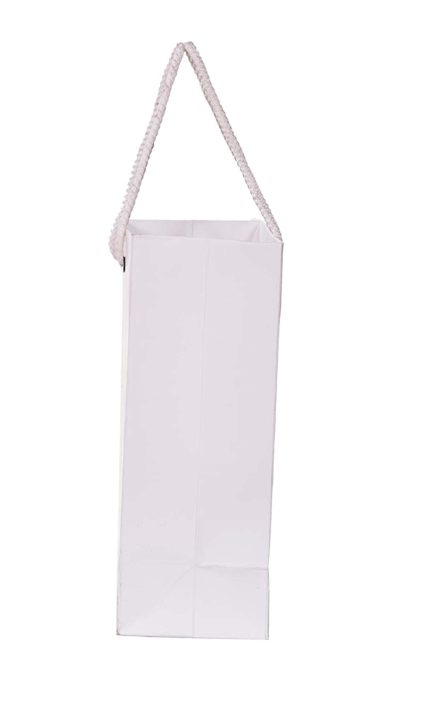 Dori side handle attached Kraft Paper Bag for your daily needs.