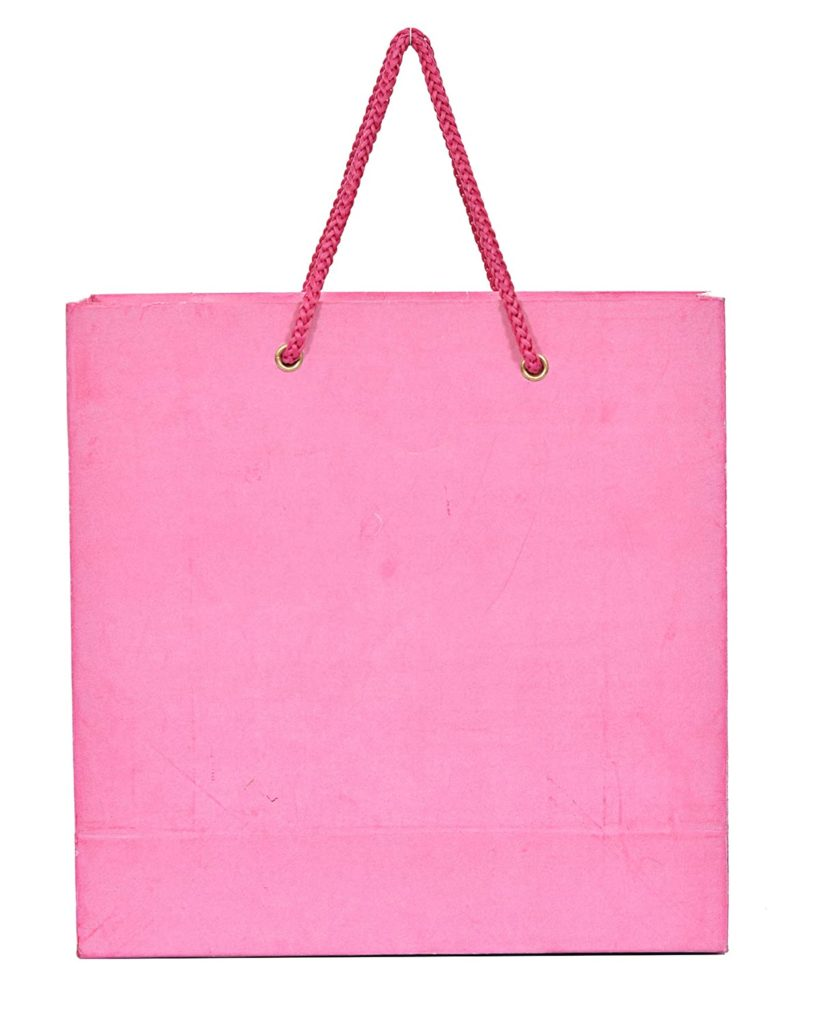 Medium size paper carry bag for your business promotion