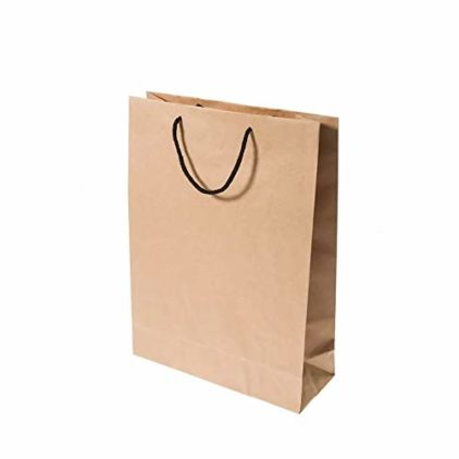 Order high quality brown kraft paper bags for your business at Packaging Depot