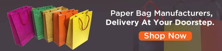 Paper Bag Manufacturer